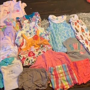 Other - 18 Piece Baby Girl Lot